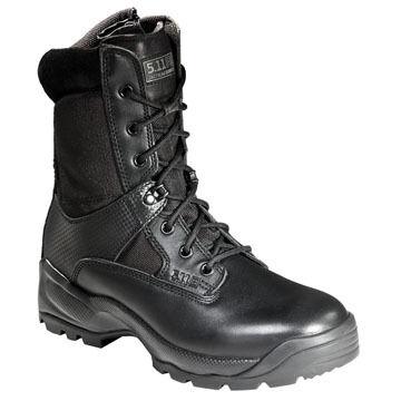 5.11 Tactical Mens A.T.A.C. 8 Side Zip Waterproof Storm Boot
