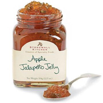 Stonewall Kitchen Apple Jalepeno Jelly, 12.5 oz.