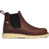 """Danner Men's 6"""" Bull Run Chelsea Boot"""