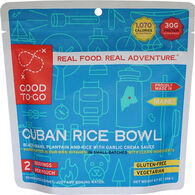 Good To-Go Cuban Rice Bowl - 2 Servings