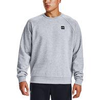 Under Armour Men's UA Rival Fleece Crew Neck Sweatshirt