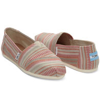 TOMS Women's Alpargata Slip-On Shoe