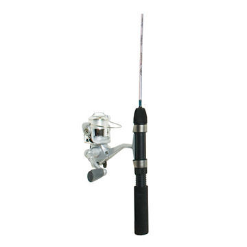 Eagle Claw Cold Smoke Spinning Ice Fishing Combo