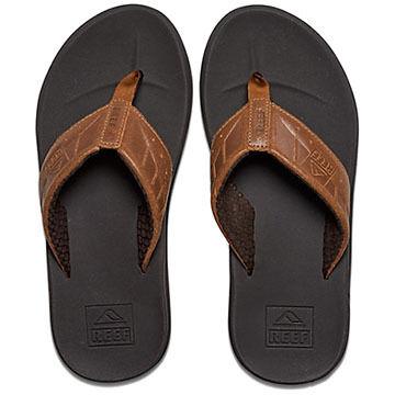 Reef Mens Leather Phantoms Sandal
