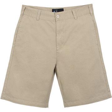 Kenpo Men's i5 Plain Front Twill Short