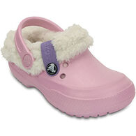 Crocs Boys' & Girls' Blitzen II Lined Clog