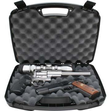 MTM Two Pistol Handgun Case