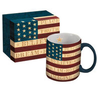 Lang Colonial Flag Ceramic Coffee Mug