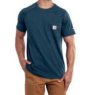 Carhartt Men's Big & Tall Force Cotton Delmont Short-Sleeve T-Shirt