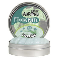 Crazy Aaron's Ultraviolet Foxfire Phantom Thinking Putty - 3.2 oz.