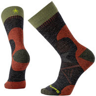 SmartWool Men's PhD Hunt Medium Cushion Crew Sock