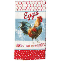 Kay Dee Designs Farm Nostalgia Terry Kitchen Towel