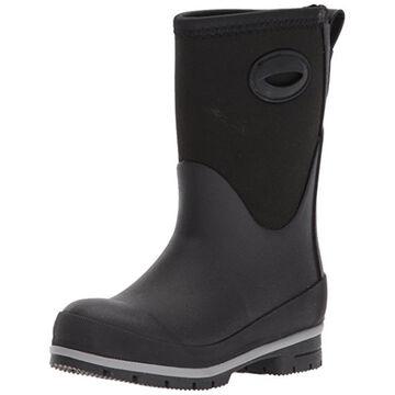 Western Chief Boys Solid Black Neoprene Winter Boot