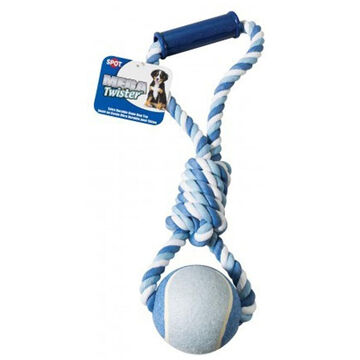 Spot Mega Twister Mega Ball Tug Dog Toy