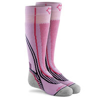 Fox River Youth Snowpass Over-The-Calf Ski Sock