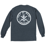 Rugged Seas Men's 2020 Gulf of Maine Anchor Long-Sleeve T-Shirt