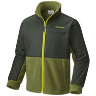 Columbia Boys' Steens Mountain Overlay Omni-Shield Jacket
