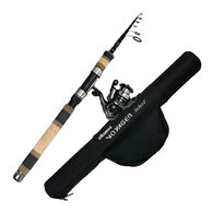Okuma Voyager Select Spinning Combo Travel Kit