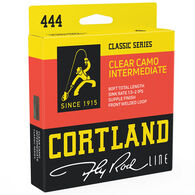 Cortland 444 Clear Camo WF Intermediate Fly Line