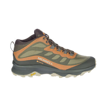 Merrell Mens Moab Speed Mid GORE-TEX Hiking Boot