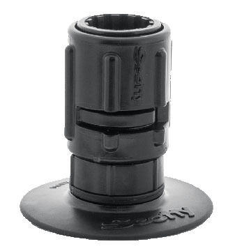 Scotty Stick-On Accessory Mount With Gear-Head