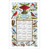 Kay Dee Designs 2018 Song Birds Feast Calendar Towel