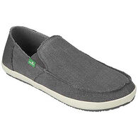 Sanuk Men's Rounder Hobo Slip-On Shoe
