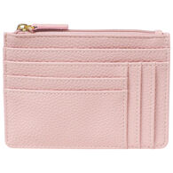 Buxton Women's Julia Pik Me Ups - Slot Coin Pouch with RFID