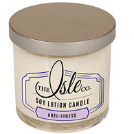 The Isle Co Medium Soy Lotion Candle