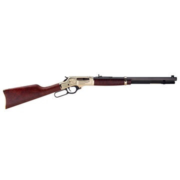 Henry Brass Wildlife Edition 30-30 Lever Action Rifle