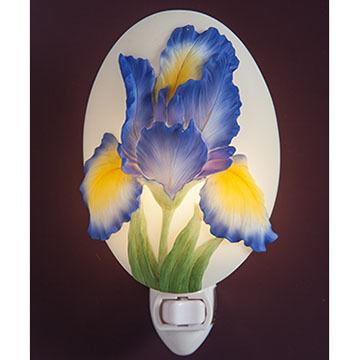 Ibis & Orchid Design Dutch Iris Nightlight