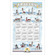 Kay Dee Designs 2019 Lighthouses Calendar Towel