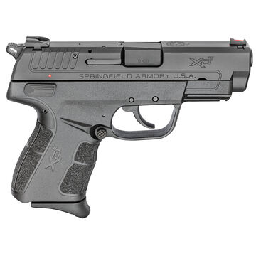 Springfield XD-E Single Stack 9mm 3.8 8-Round Pistol