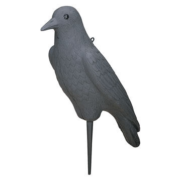 Flambeau Hard Body Crow Decoy
