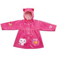 Kidorable Children's Lucky Cat Raincoat