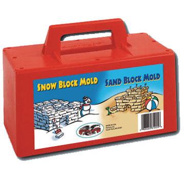 Flexible Flyer Sand & Snow Block Mold