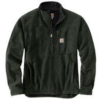 Carhartt Men's Dalton Half-Zip Fleece Reversible Jacket