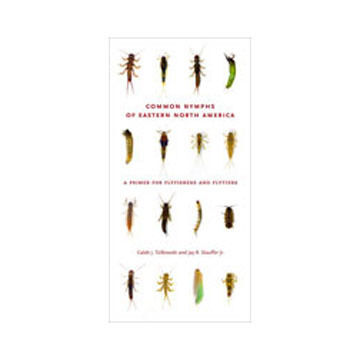 Common Nymphs Of Eastern North America: A Primer For Flyfishers And Flytiers By Caleb J. Tzilkowski & Jay R. Stauffer Jr.