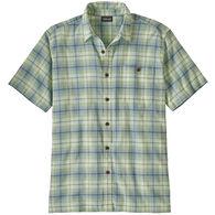Patagonia Men's A/C Buttondown Short-Sleeve Shirt