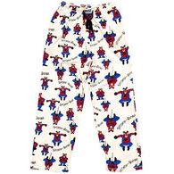 Lazy One Men's Spider-Bear PJ Pant