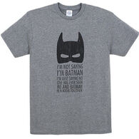 Pacific Art Men's Batman Short-Sleeve T-Shirt