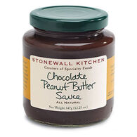 Stonewall Kitchen Chocolate Peanut Butter Sauce, 12.25 oz.