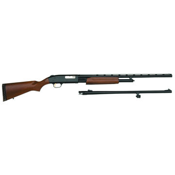 Mossberg 500 Combo Field / Deer Wood 20 GA 26 / 24 Shotgun