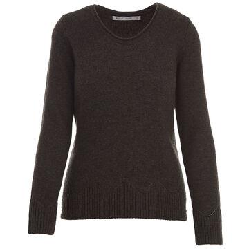 Woolrich Women's Maple Way Crew Neck Sweater