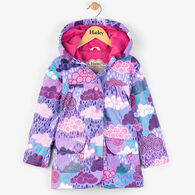 Hatley Girls' Stormy Days Classic Raincoat