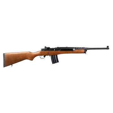 Ruger Mini-14 Ranch Hardwood 5.56 NATO 18.5 20-Round Rifle