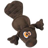 Hear Doggy Flattie Beaver Ultrasonic Dog Toy