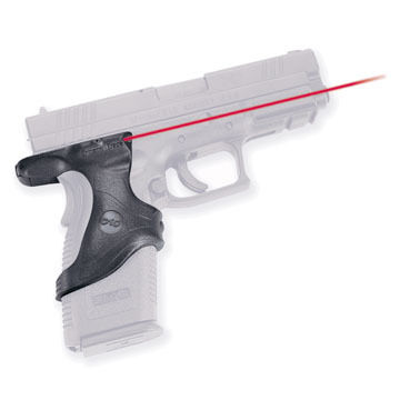 Crimson Trace LG-445 Springfield Armory XD .45 ACP Lasergrips Laser Sight