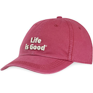Life is Good Womens Branded Chill Cap