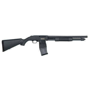 Mossberg 590M Mag-Fed Pump-Action Bead Sight 12 GA 18.5 Shotgun